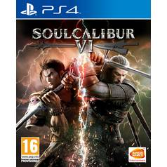 Soulcalibur VI PS4 Game