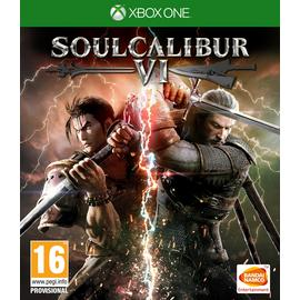 Soulcalibur VI Xbox One Game