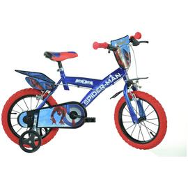 Dino Bikes Spider-Man Homecoming 14 Inch Kids Bike