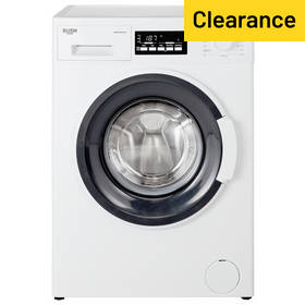 Bush WMDFX814W 8KG 1400 Spin Washing Machine - White