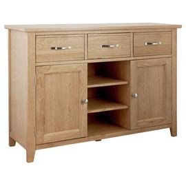 Argos Home Islington Large Oak Veneer Sideboard