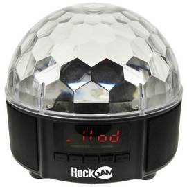 RockJam LS90 Wireless Speaker and Disco Light