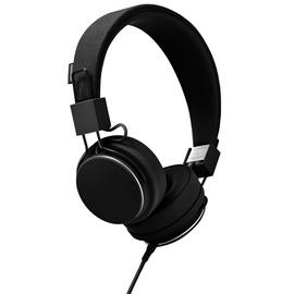Urbanears Plattan 2 On-Ear Wired Headphones - Black
