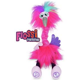 Sassimals Flossi Flamingo Dancing Toy