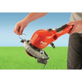 Flymo Contour 500E 25cm Corded Grass Trimmer Edger - 500W