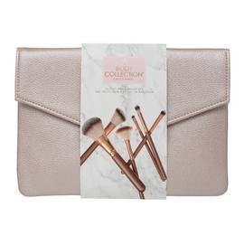 Body Collection Clutch Bag with Brushes