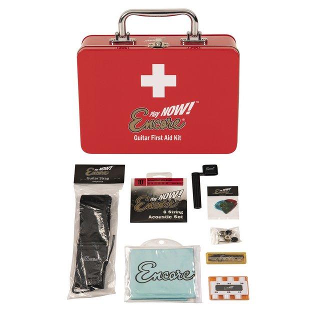 Buy Acoustic Guitar First Aid Kit Acoustic Guitars Argos