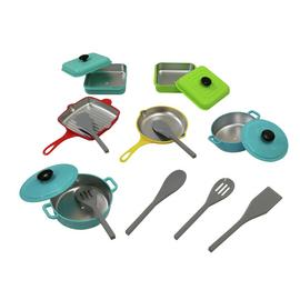 Chad Valley Role Play Pots and Pans Set