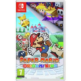 Paper Mario: The Origami King Nintendo Switch Game