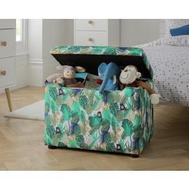 Argos Home Small Jungle Safari Ottoman