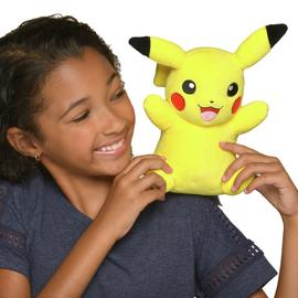 Pokemon 8inch Soft Toy Pikachu