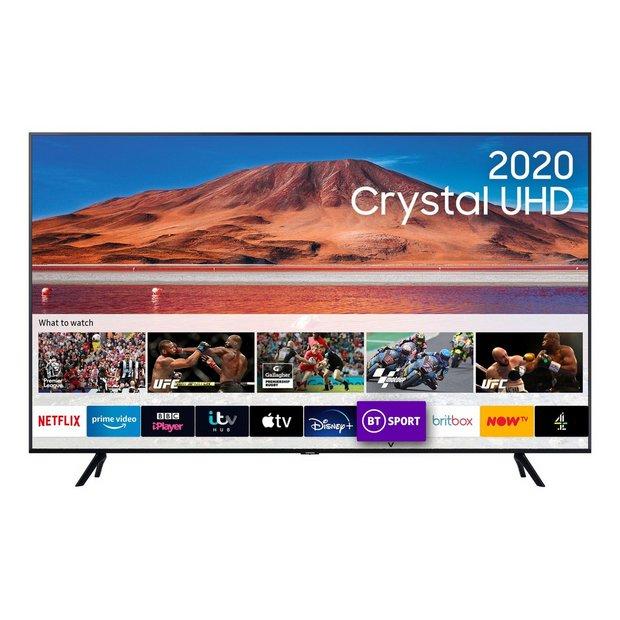 Samsung 43 Inch UE43TU7000KXXU Smart 4K Ultra HD TV with HDR