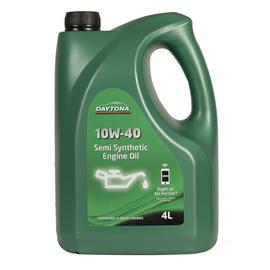Daytona 10W-40 Semi Synthetic Oil 4L