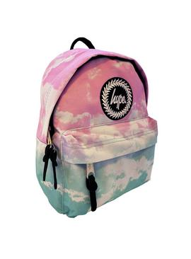 Hype Cloud Fade Mini 6L Backpack - Blue and Pink
