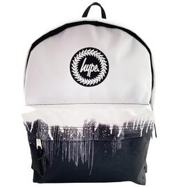 Hype Mono Drips 12L Backpack - Black and White