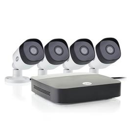 Yale 4 Camera 1080p HD CCTV Security System