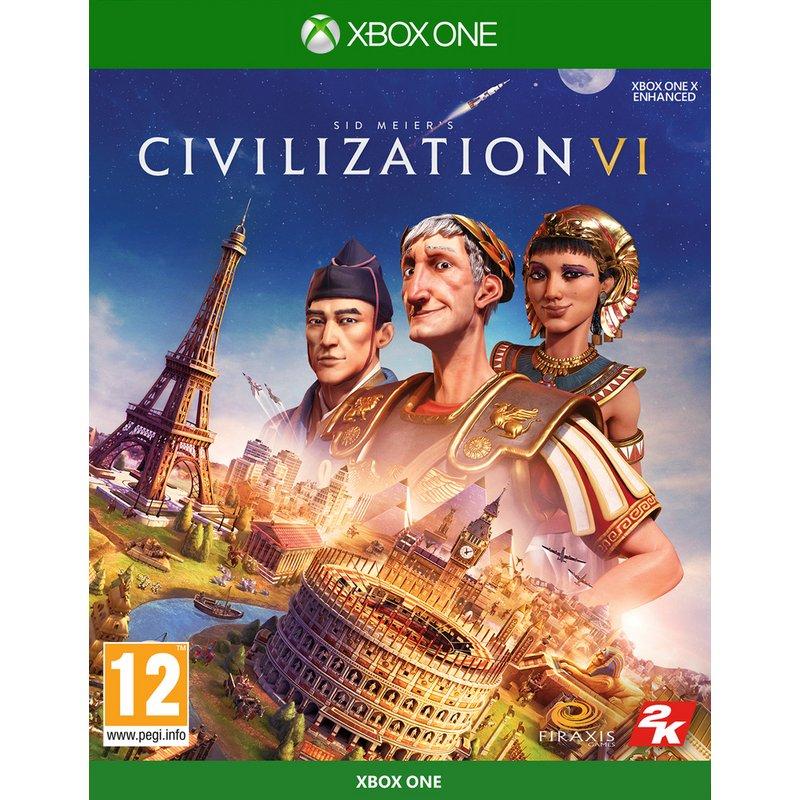 Civilization VI Xbox One Game from Argos