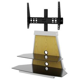 AVF Options 37-65 Inch Stack TV Stand with Mount