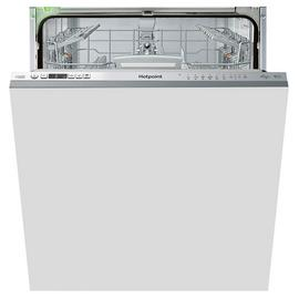 Hotpoint HIO3T1239WE Integrated Dishwasher - Silver