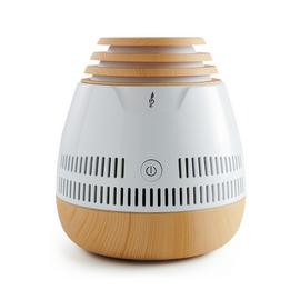 Symphoney White Speaker and Aroma Diffuser