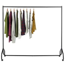 Argos Home Heavy Duty 6ft Wide Clothes Rail - Black