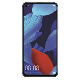 SIM Free Huawei Nova 5T 128GB Mobile Phone - Black