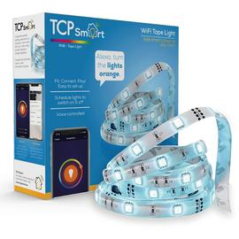 TCP LED Smart Wi-Fi Tape Light - 3m