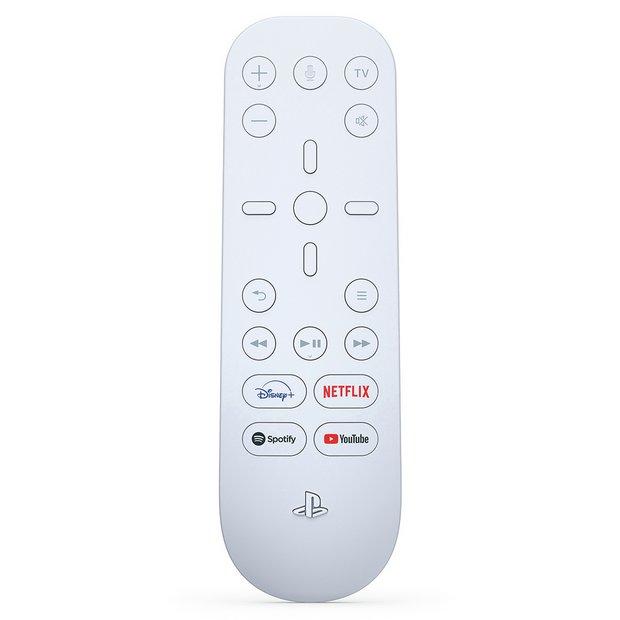 Buy Sony PS5 Media Remote Pre-Order | PS5 accessories | Argos