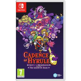 Cadence of Hyrule Nintendo Switch Game