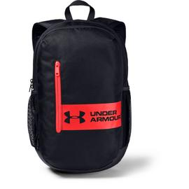 Under Armour Roland 17L Backpack - Black and Red