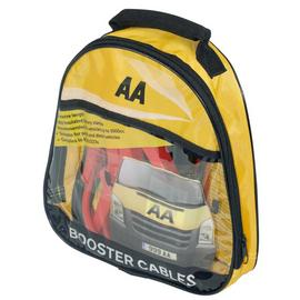AA Car Booster Cables