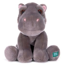 BBC Earth Babies 25cm Hippo Calf Soft Toy