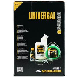 McCulloch Petrol Grass Trimmer Starter Kit