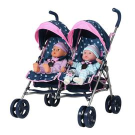 Mamas & Papas Junior Twin Cruiser Dolls Pushchair
