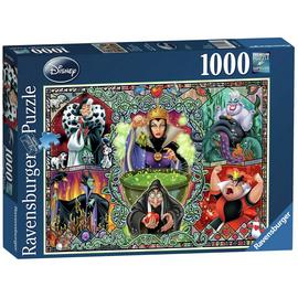 Collector Edition Disney Wicked Women 1000 Piece Puzzle