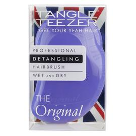Tangle Teezer Detangling Hairbrush - Original Purple