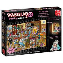 Wasgij Dentiny 20 The Toy Shop Puzzle