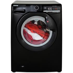 Hoover DXOA 68LB3B 8KG 1600 Spin Washing Machine - Black