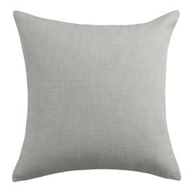 Argos Home Cushion Cover - Grey