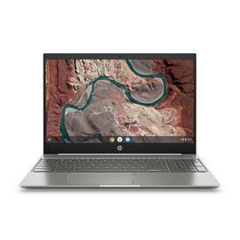 HP 15.6in Pentium Gold 4GB 64GB FHD Chromebook -White/Silver