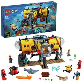 LEGO City Ocean Exploration Base Underwater Set - 60265 Best Price, Cheapest Prices