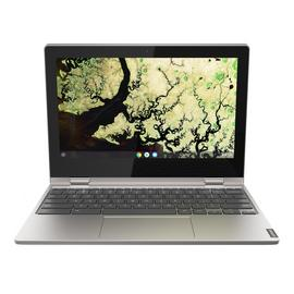 Lenovo C340 11.6in 4GB 32GB 2-in-1 Chromebook - Grey