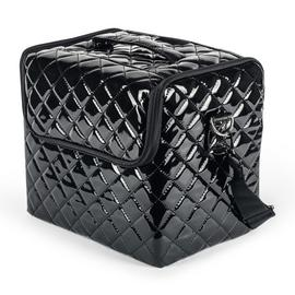 Rio Padded Black Beauty Vanity Case