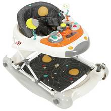 MyChild Space Shuttle 2 in 1 Walker - Grey