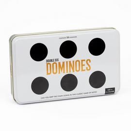 Professor Puzzle Dominoes Tin