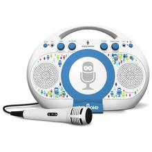 Singing Machine ISM398 Wireless Karaoke Machine