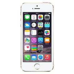 SIM Free iPhone 5S 16GB Refurbished Mobile Phone - Gold