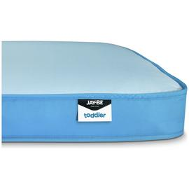JAY-BE Open Coil Waterproof Toddler Mattress