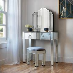 Argos Home Canzano 2 Drawer Dressing Table Package