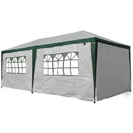 Argos Home 3m x 6m Weather Resistant Gazebo with Side Panels